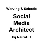 Werving & Selectie Social Media Architect