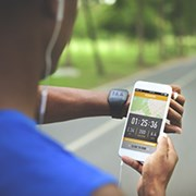 App use, physical activity and healthy lifestyle: a cross-sectional study
